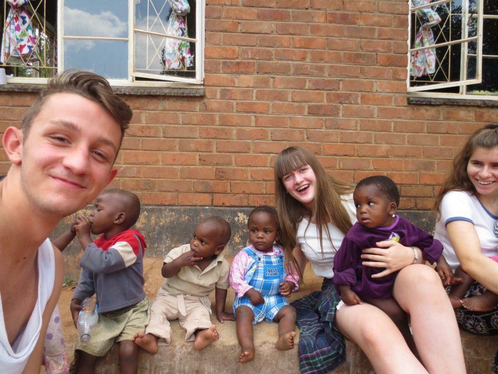 Community spirit on Zimbabwe farm