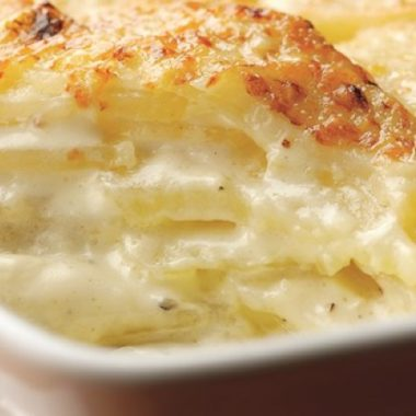 Dauphinoise potato recipe quick and easy